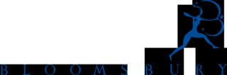 New Blooms logo reflex blue