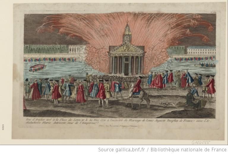 Cultural History Senses Fireworks